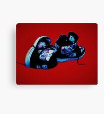 DC Shoes Canvas Print