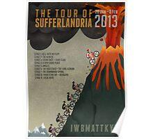 Tour of Sufferlandria 2013 Poster