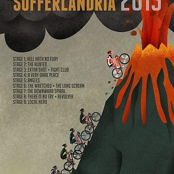 Tour of Sufferlandria 2013 by bvduck