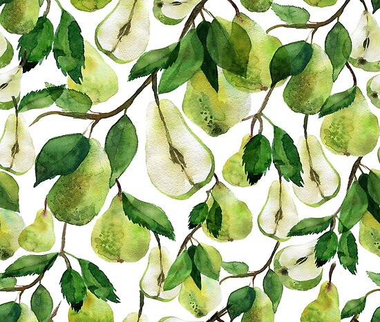 Precious pears by peggieprints