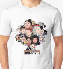 Skam Art Slim Fit T-Shirt
