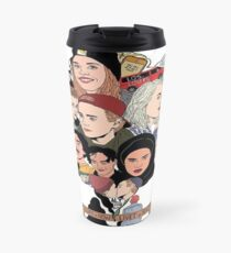 Skam Art Travel Mug