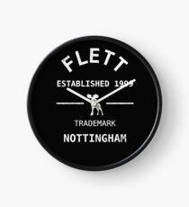 Joe Flett Clock