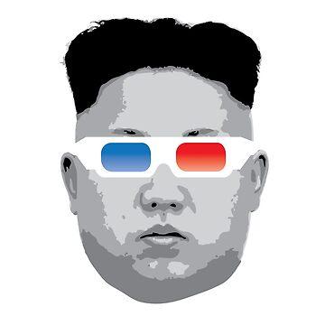 Kim Jong Un Head by shifty303