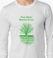 Tree Shirt Long Sleeve T-Shirt