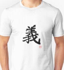 Kanji - Righteousness T-Shirt