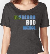 Quintana Roo, Mexico by Cricky Women's Relaxed Fit T-Shirt