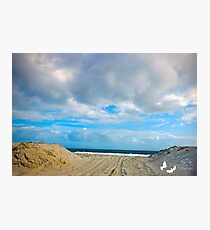 GARDEN CITY BEACH Photographic Print