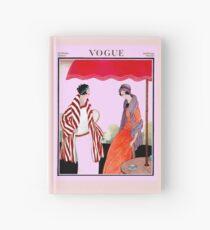 Vogue Vintage 1922 Magazin Werbung Print Notizbuch