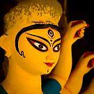 Durga Idol by Aurobindo Saha