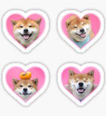 Doggo Stickers: Shiba Pack Sticker