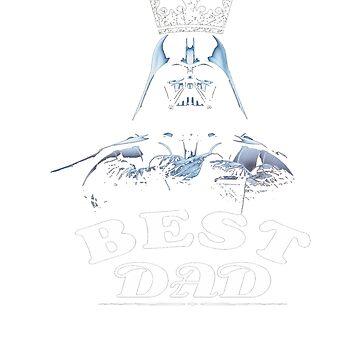 Dad is king by Hettiemer