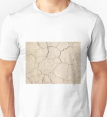 Texture of dry land T-Shirt