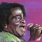 Jazz James Brown by Yuriy Shevchuk