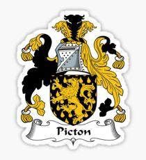Picton Sticker