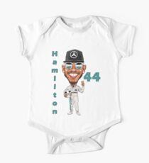 Support Lewis Hamilton at the Races Kids Clothes