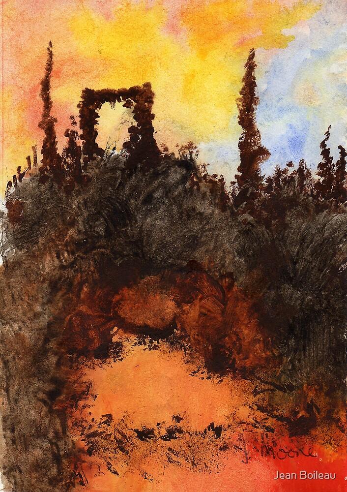 Enchanted Landscape by Jean Boileau