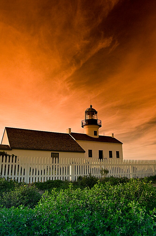 Cabrillo National Monument by steverobles