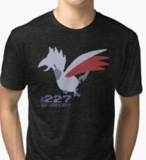 Skarmory! Pokemon! Tri-blend T-Shirt