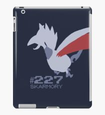Skarmory! Pokemon! iPad Case/Skin
