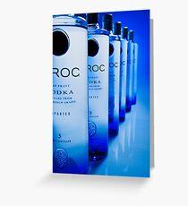 Ciroc Vodka Greeting Card