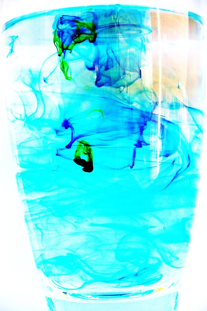 Abstract in Food colouring by Deidre Cripwell