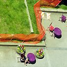 Seating From Above by phil decocco