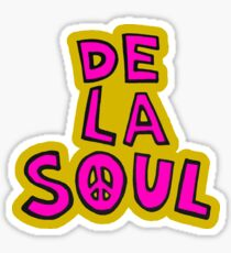 De La Soul Sticker