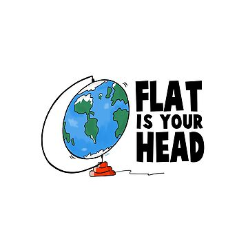 Flat Earth? I don't think so... by YowTuller67