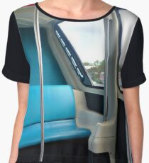 Empty Monorail Women's Chiffon Top