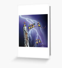 Rainbows after the Storm Greeting Card