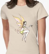 faerie tee Womens Fitted T-Shirt