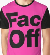 Factory Records shirt FAC OFF The Hacienda Graphic T-Shirt