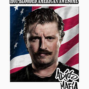 Adios Mafia Hot-Blooded Awesome by AdiosMafia