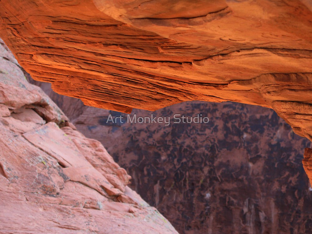 Valley Of Fire 2 by Dan Perez