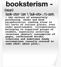 Booksterism Poster