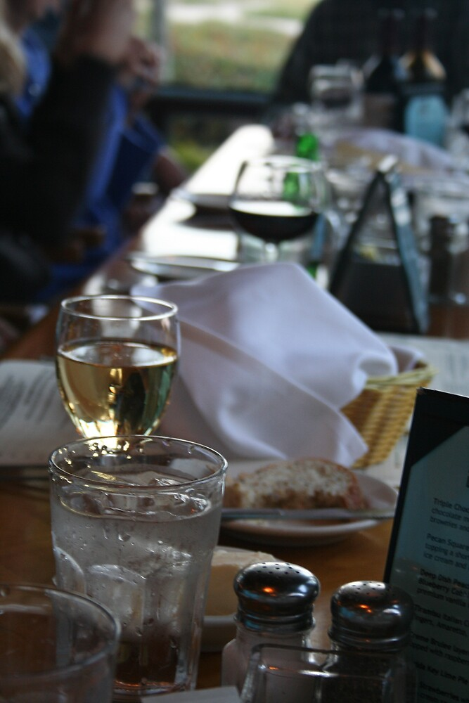 white wine by lydstollbill