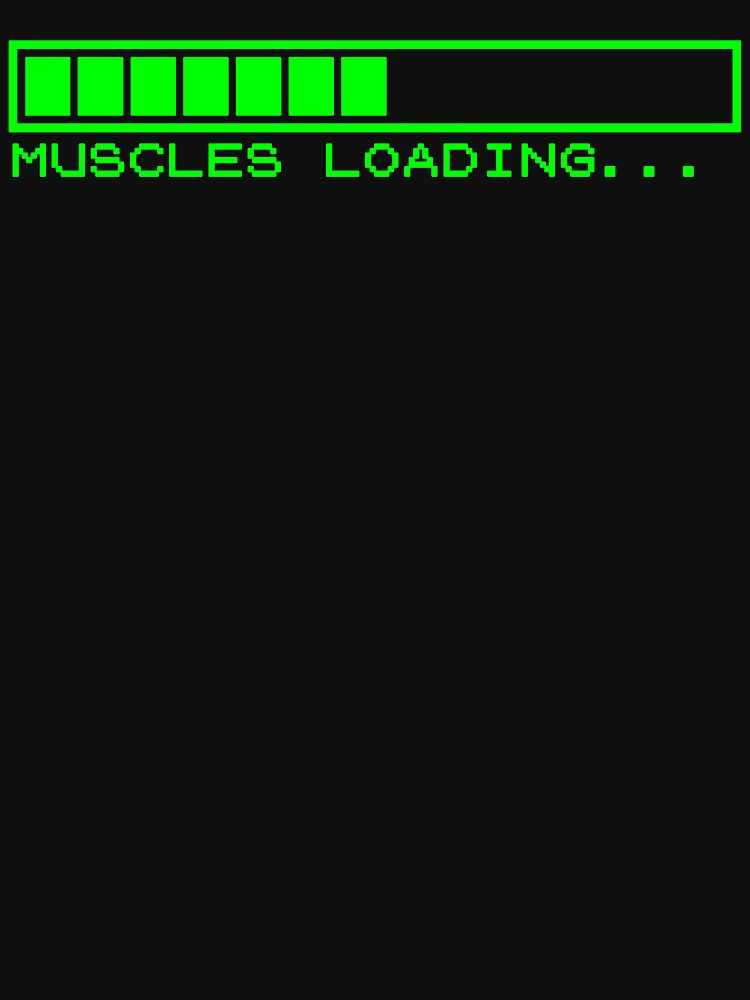 Muscles Loading by getgoing