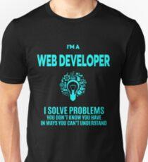 WEB DEVELOPER BEST DESIGN 2017 Unisex T-Shirt