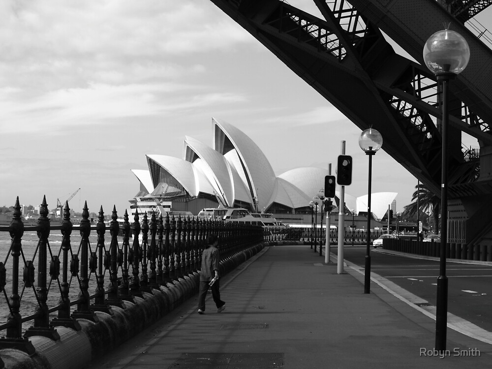Sydney Perspective by Robyn Smith