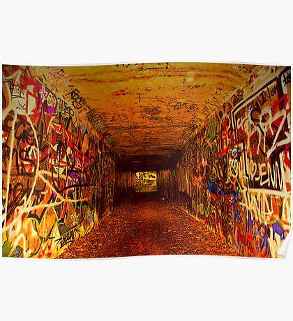 Graffiti #2 Poster