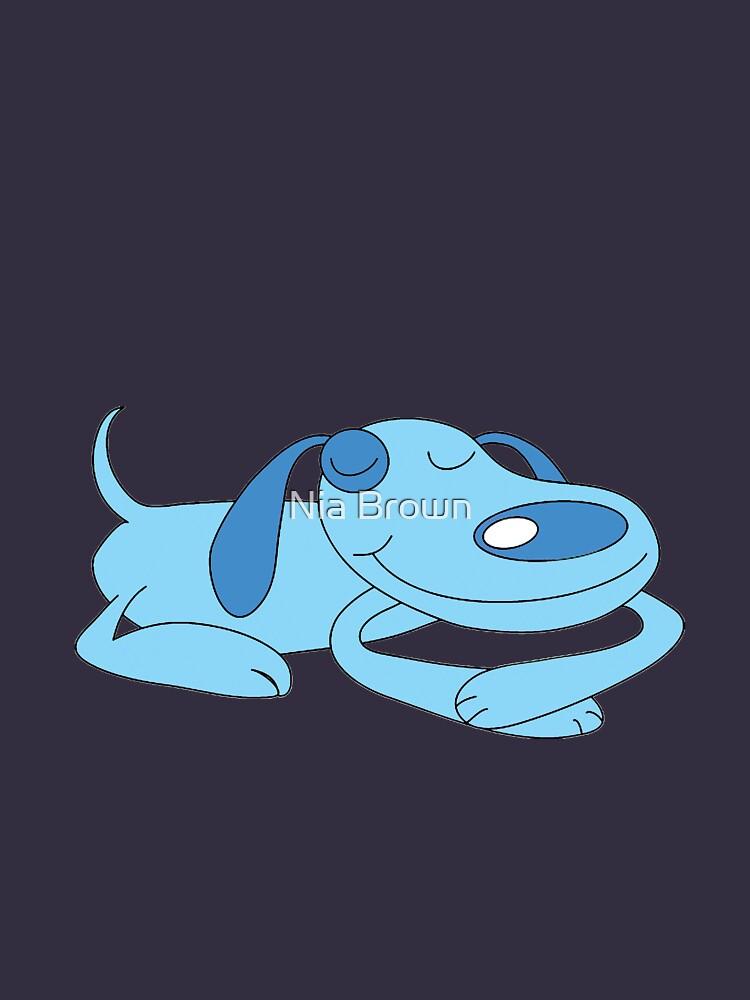 Blue Dog by Celonia