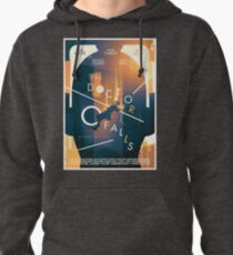 The Doctor Falls Pullover Hoodie