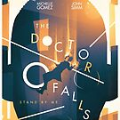The Doctor Falls by Stuart Manning