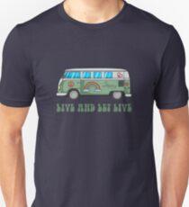 Hippie Bus T-Shirt T-Shirt