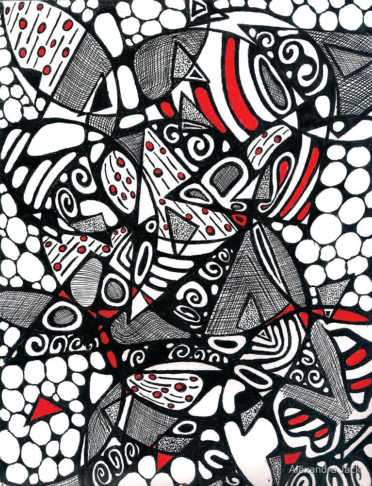 Circles of Design by Alexandra Jack