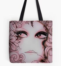 wood nymph.......House of Harlequin Tote Bag