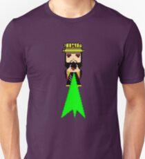 LO PAN BURN! Unisex T-Shirt