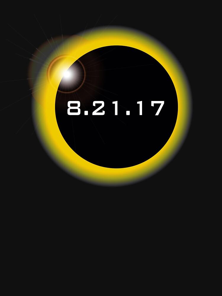 Total Solar Eclipse 2017 by jonawillian