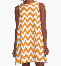 Tennessee Gameday Dress 2 A-Line Dress